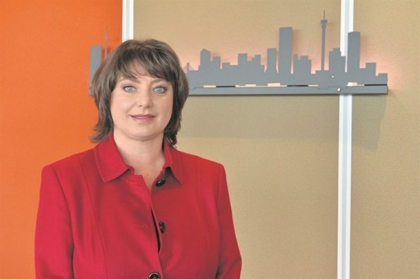 Sabine Dall'Omo is the CEO of Siemens Southern and Eastern Africa