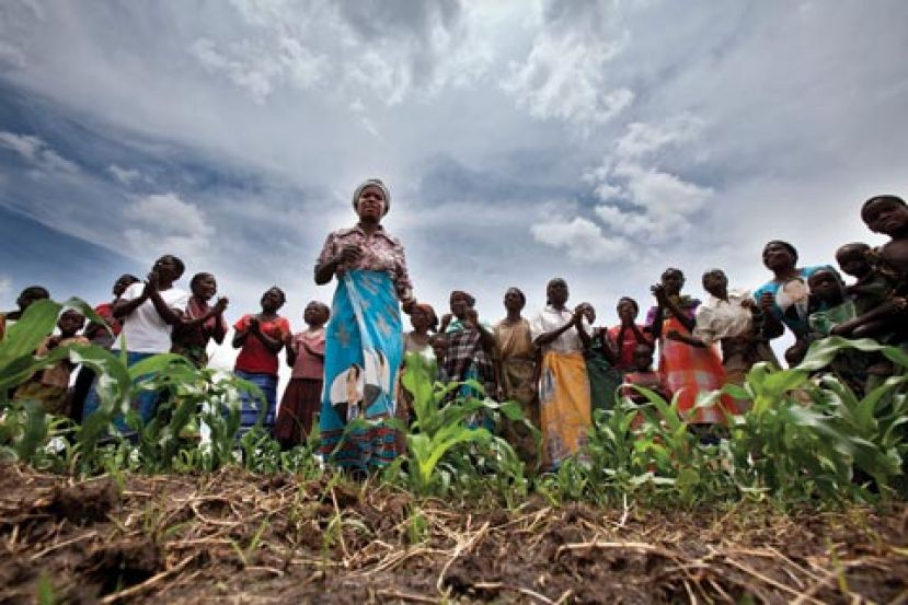 While women's land and property rights are vital to development, the reality remains that in many parts of Uganda these rights are often not shared equally between men and women