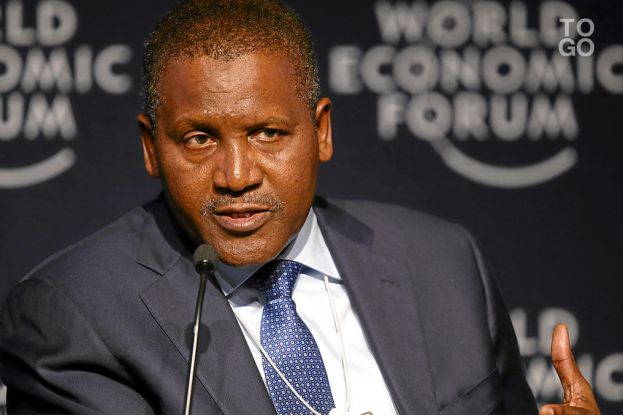 Nigeria's Aliko Dangote has built a Dangote brand to reckon on the African continent
