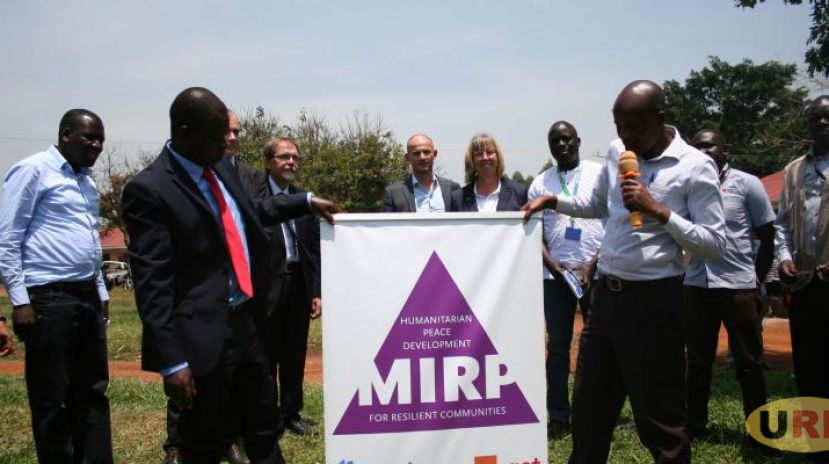 The four-year project worth Sh60 billion dubbed Mutual Inter-Related Resilience Program was launched by the Ola Hallgren