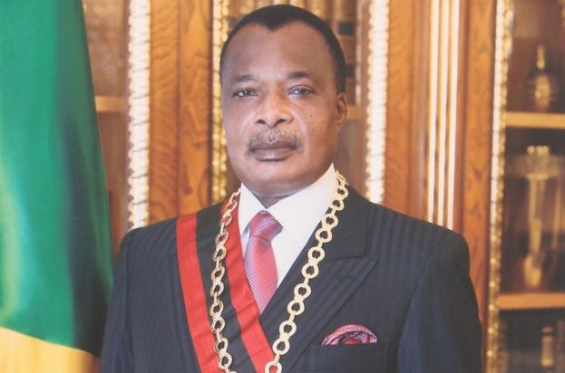 Denis Sassou Nguesso, President, Republic of Congo