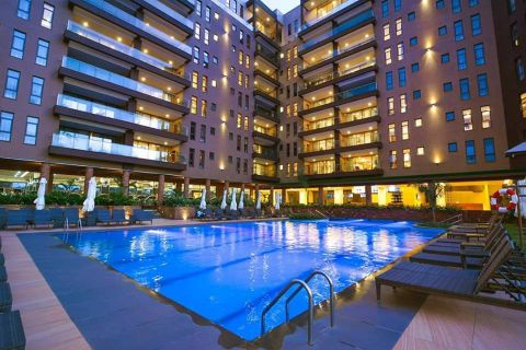 Speke Apartments Wampewo, which is part of Speke Group of Hotels, is the largest and most luxurious apartments in Uganda.