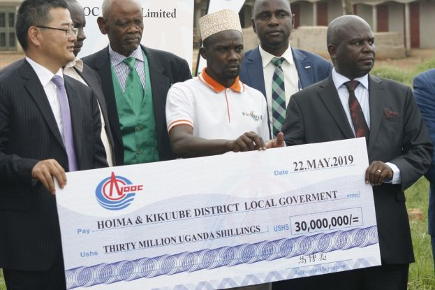 CNOOC Uganda Rewards 120 Best Performing Students In Hoima And Kikuube