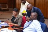 Katuntu led MPs that investigated the mismanagement and sell of several commercial banks by Bank of Uganda