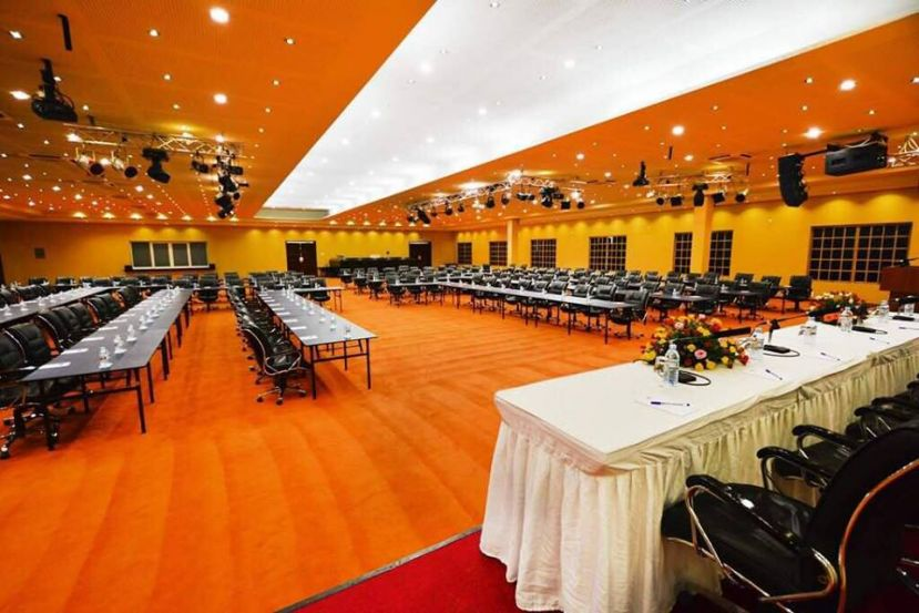 One of the beautiful Speke Resort Conference Halls