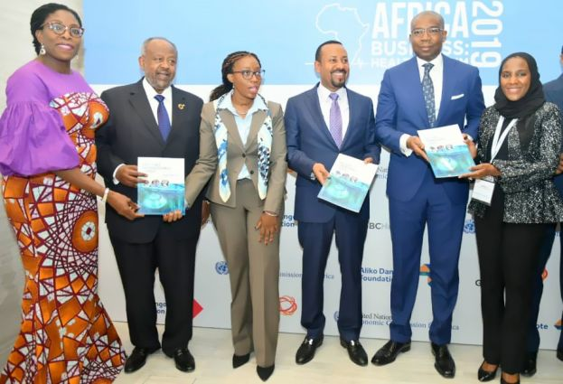 Dangote, Imouhkuede Launch Africa Business Coalition For Health