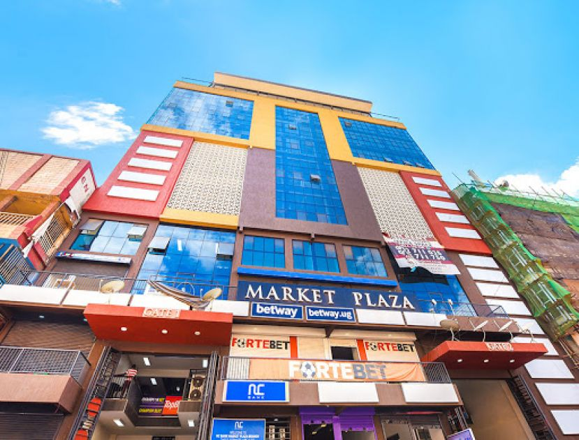 Market Plaza Offering Two Rent Free Months To Tenants Booking In August