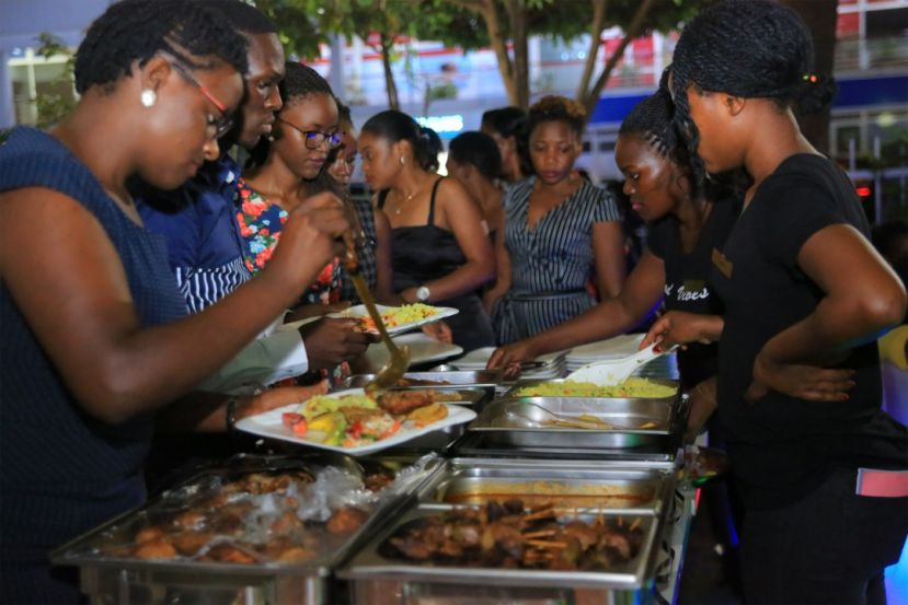 PHOTOS: When Victoria University Hosted Academic Giants At VC's Dinner