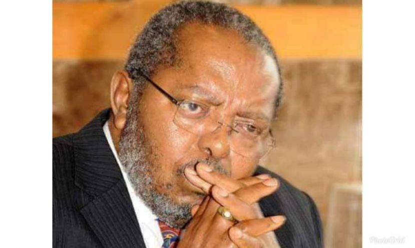Governor Prof. Emmanuel Mutebile