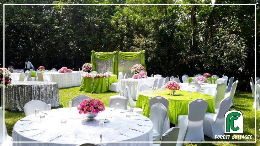 Make your celebration a memorable day of your life by choosing the best with just one call at Forest Cottages.