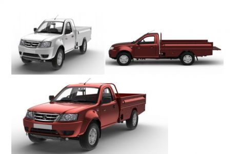 Two of such Tata Xenon XLT S.CAB 4X2 pickups will be donated to the Prime Ministers office