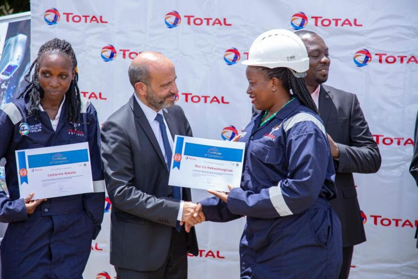 Total E&P Uganda boosts Uganda's national content preparedness with international