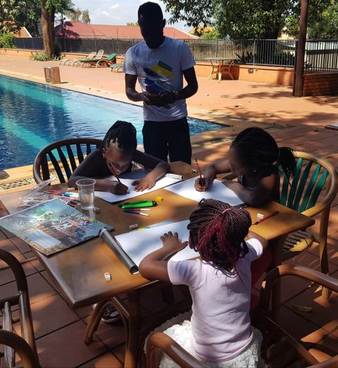 Kabira Country Club Set For Another Kids Summer Camp