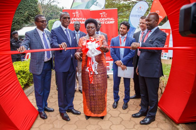 The campaign by Prudential Insurance Uganda hopes to reach 10 million Ugandans country wide