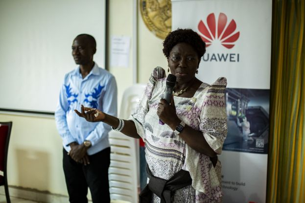 The Speaker of Parliament of Uganda Hon. Rebecca Kadaga applauded Huawei for their efforts in improving ICT and Innovation in Uganda.