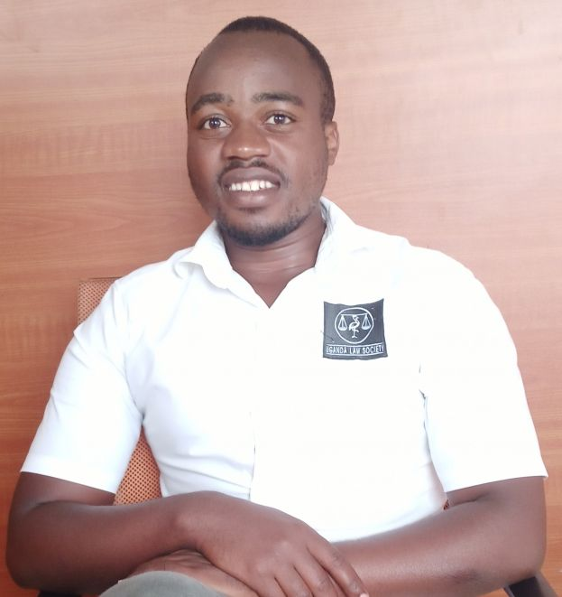 Aryampa Brighton is a student of Environmental law and policy at Uganda Christian University