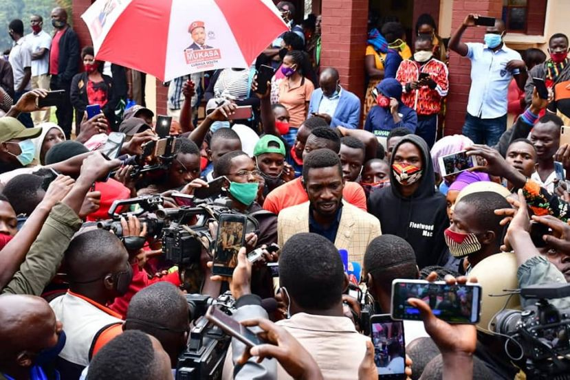 As a country, it is the perfect time we believe that young people like Bobi Wine are social actors with skills and capacities to bring about constructive resolutions to their own problems.
