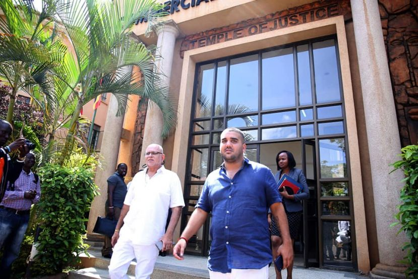 Sudhir Wins Against BoU In Crane Bank Case
