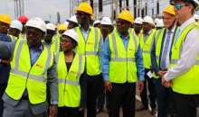AfDB, Germany Inaugurate Rwanda's Shango Power Substation